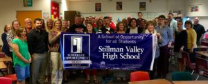 Stillman Valley High School receives national 'Schools of Opportunity' Silver Recognition