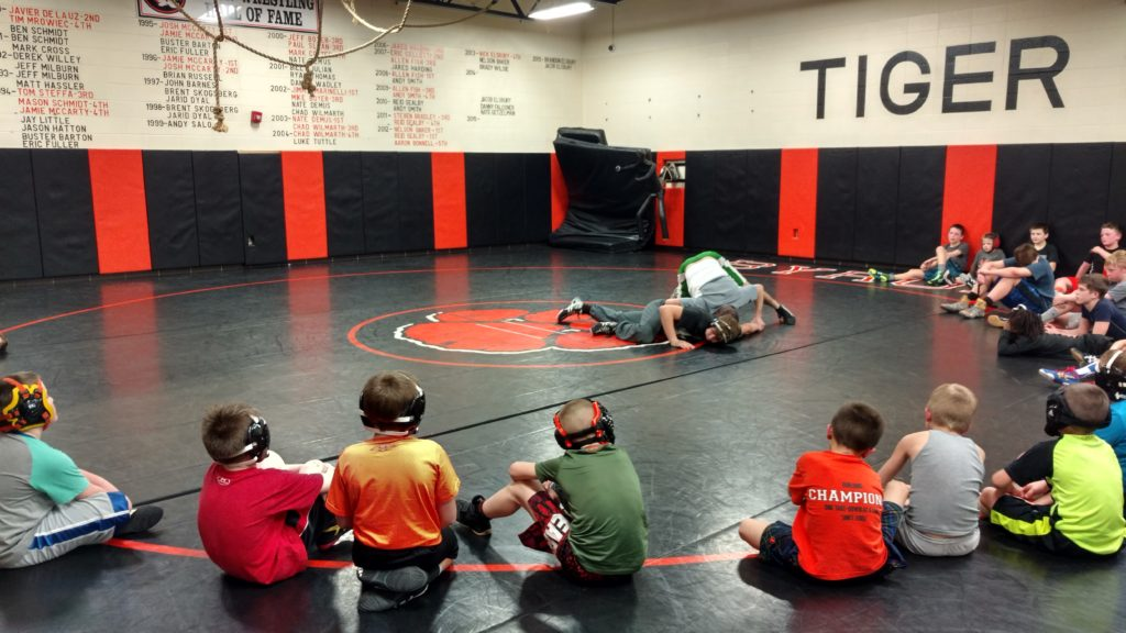 Xtreme Gold Wrestling program returns to BPD
