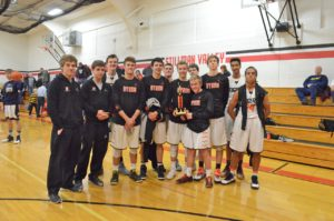 Byron claims championship in Forreston Tournament