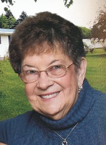 PATRICIA P. WOOD AZZARELLO, 83