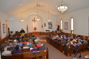 Seward Congregational Church celebrated 175th anniversary in 2016