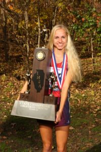 Belvidere North's Jenna Lutzow named to state all-academic team