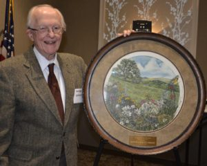 George and Barbara Fell Award recognizes land conservation accomplishments