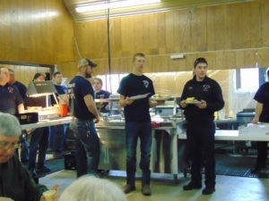 Boone County Fire District II Firefighters Association feeds community