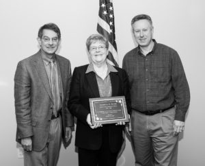 Boone County's Pat Elder recognized on her retirement after 24 years of service