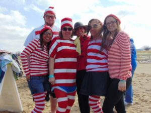 Polar Plunge raises $108,725 in support of Special Olympics