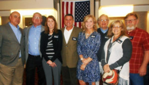 Fundraising event at Tuscany Grill for Roscoe Township Clean Slate candidates