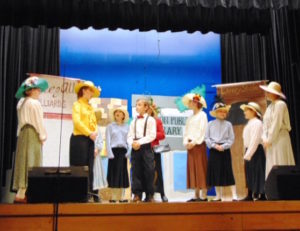 Shirland School's Music Man Jr. produced great fun, brilliant storytelling