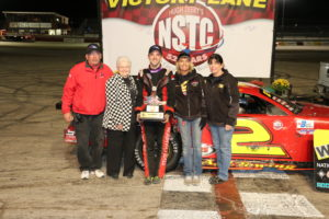 Bilderback clinches Big 8 title at Rockford Speedway