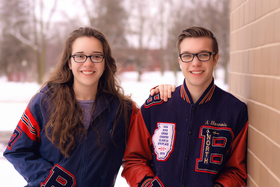 Belvidere Siblings enlist in Illinois Army National Guard