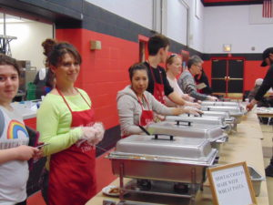 Fish dinner Fridays throughout Lent support education