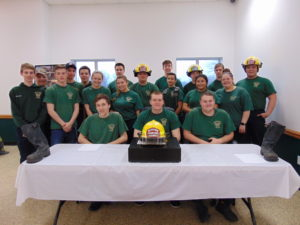 Poplar Grove Explorers host spaghetti dinner