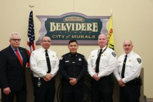 Belvidere law enforcement gains a new police officer