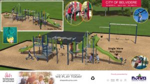 Playground grant, ambulance service bring discussion in Belvidere