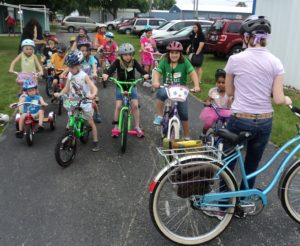 Safety Town Day Camp: A Flora Grange Community Service Project
