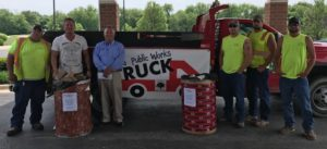 Village of Poplar Grove sponsors public works donation drive