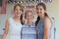 ANNE EICKSTADT PHOTO Belvidere Daily Republican The talented Yates siblings earned the top prize in the Junior Talent Contest.