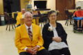 ANNE EICKSTADT PHOTO Belvidere Daily Republican Bob Hammortree was conferred the rank of Pilgrim, which is the highest rank given by the Moose Lodge. Here he sits next to his supportive wife of nearly 60 years.