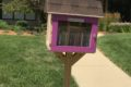 COURTESY PHOTO Belvidere Daily Republican 	Little Free Library at SwedishAmerican Medical Group/Belvidere.