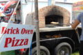 ANNE EICKSTADT PHOTO Belvidere Daily Republican The pizza being removed from Savino's Brick Oven has baked at over 900 degrees