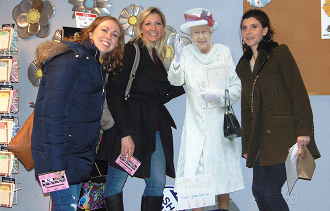 A Visit With The Queen