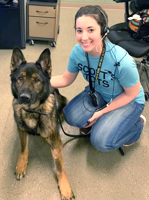 Canine Rico: Serving the community