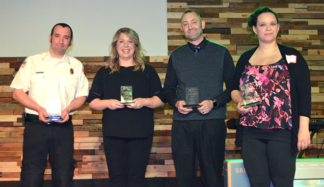 Winnebago Area Chamber of Commerce Holds Awards Night
