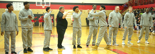 East Finishes Great Season At State