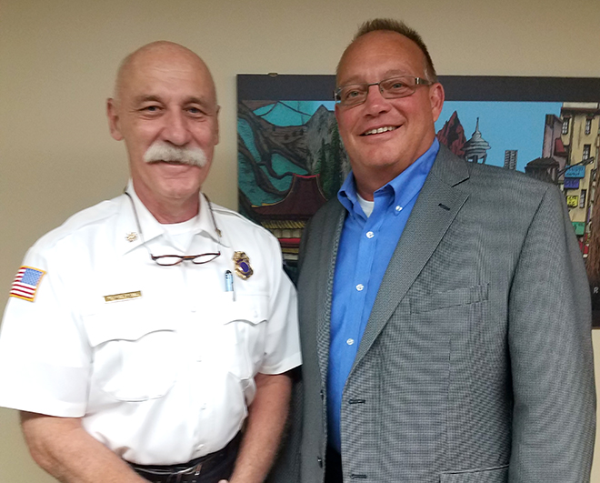 Loves Park Fire Chief making good progress with departmental services