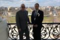 SUBMITTED PHOTO Belvidere Republican Belvidere's Mayor Mike Chamberlain and Rockford's Michael Dunn, Jr. of R-1 in Washington DC.