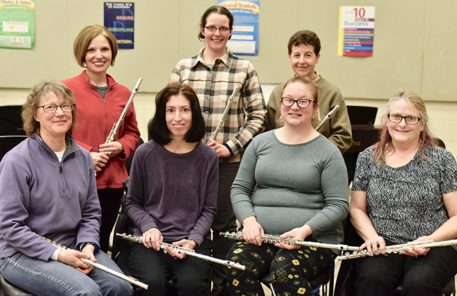 Newly formed Byron Civic Band To Hold Spring Concert