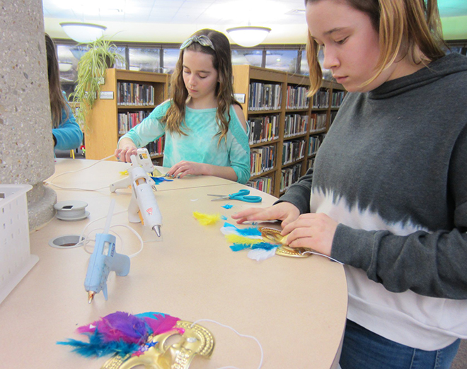 Julia Hull District Library announces upcoming activities