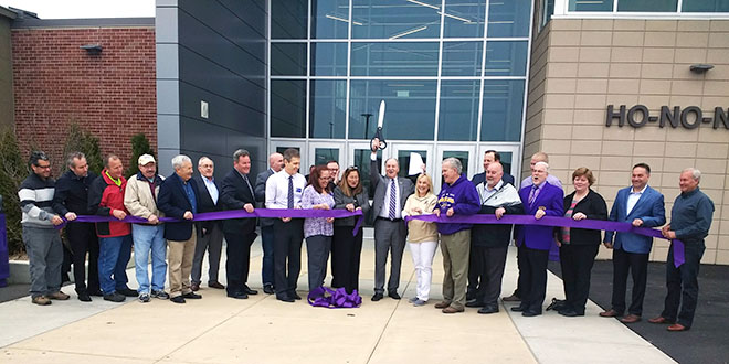 Long-Awaited Hononegah Fieldhouse Is Open For Business