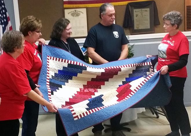 VFW Post 2955 presents program in memory of Brandon Rowe
