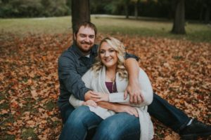 Richter – Wiegartz Wedding Announcement