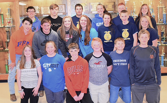 Durand Agriculture Program, FFA has a Successful First Year