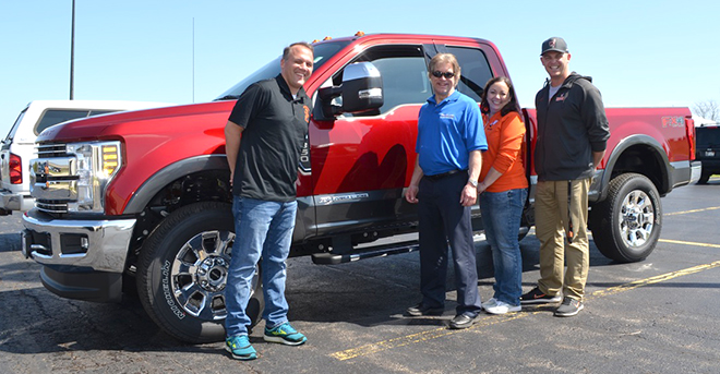 Winnebago H.S. WRAMPS Club Held Their 3rd Annual Drive 4 UR School Fundraiser