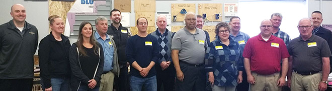 Hononegah Education & Manufacturers Council gathers for inaugural meeting