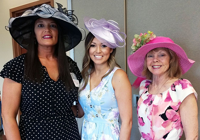 Stateline Chamber Women @ Work Celebrate Derby Day
