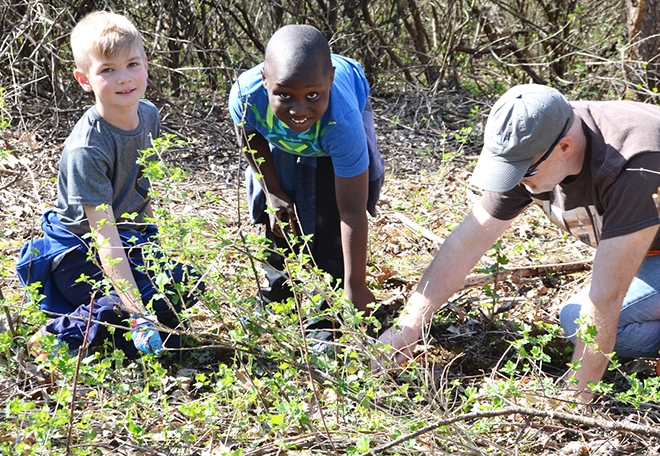 Annual Spring Community Service Day, Saturday, May 4 at Burr Oak Valley Preserve