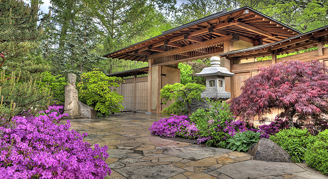 Anderson Japanese Gardens Opens for the 2019 Season