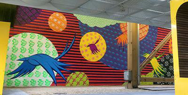 RACVB Announces New Mural Festival May 15-19