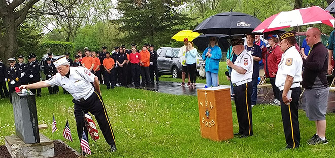Roscoe VFW Post 2955 observes Memorial Day