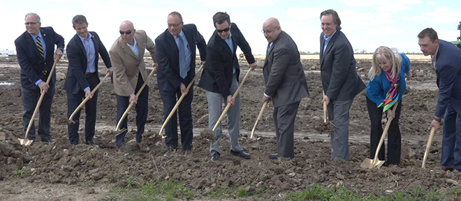 Siffron has just broken ground for a new $20 million facility in Loves Park