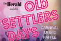 Old Settlers Days for 2019