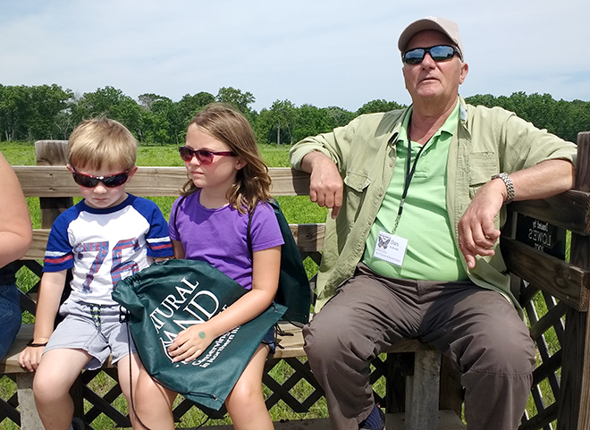 Nature Day at Nygren Wetlands – fun for the whole family