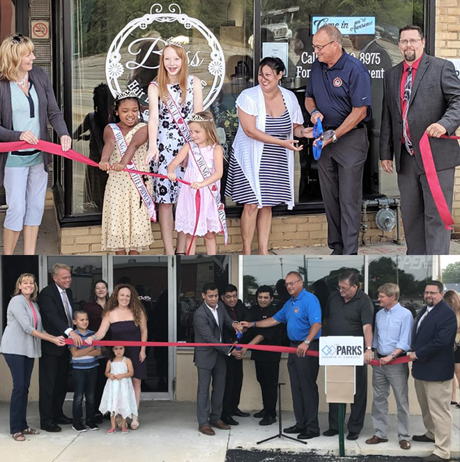 Two new businesses open doors in Loves Park
