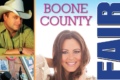 Boone County Fair for 2019