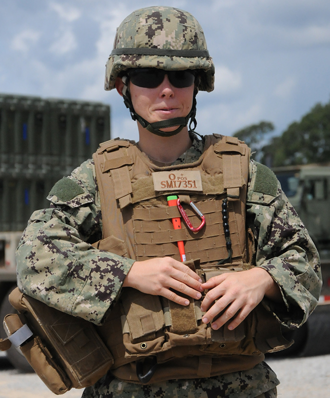 Byron native exemplifies 'We Build, We Fight' legacy of U.S. Navy Seabees