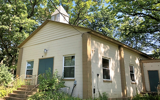 Local Spiritualist Church is one of a few in Illinois